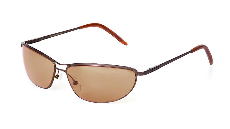 """Очки для водителя """"солнце"""" AS054 коричневый"""