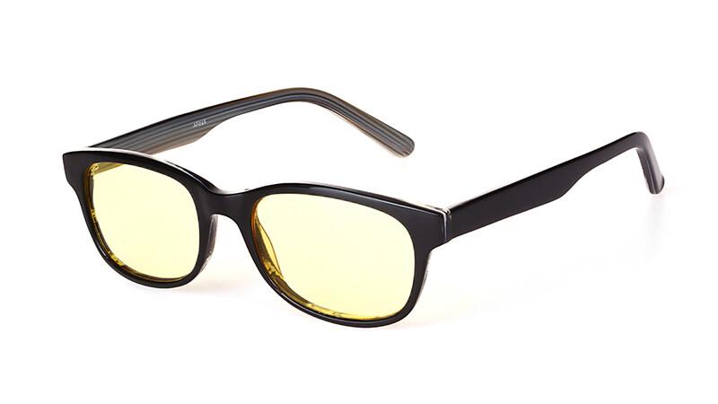 Очки для компьютера AF048 черно-бежевый
