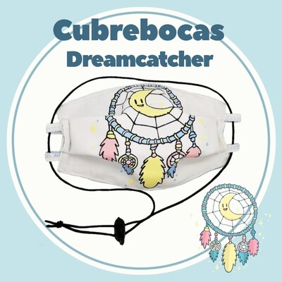 Cubrebocas Plegables Dreamcatcher
