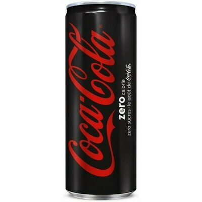 Coca Cola Zéro (33 cl)