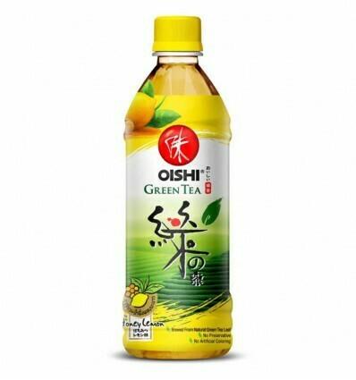 Thé Oishi - Miel-Citron (50 cl)