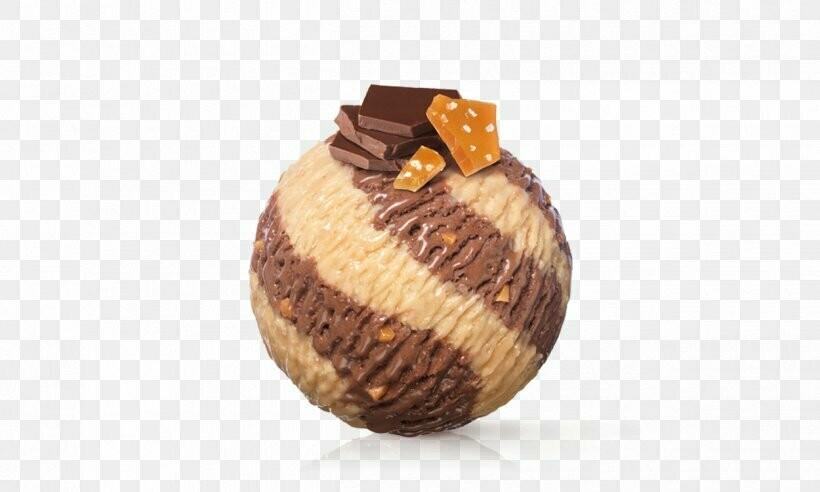 Mövenpick - Chocolat & Caramel beurre salé (2 boules)