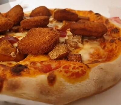 U.S.A Two (Pizza pâte épaisse)