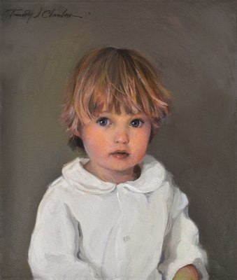 Children's Portrait, Head & Shoulders