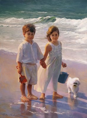 Family Portrait- Children
