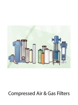 Compressed Air & Gas Filters