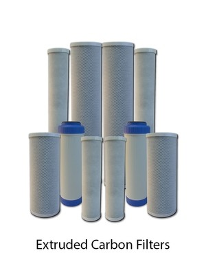 Extruded Carbon Filters