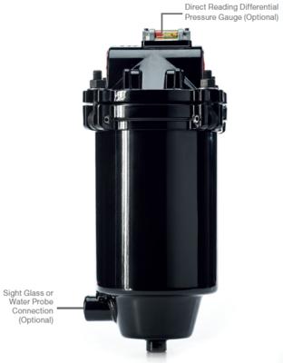 Fuel-Gard® VF-21SB/22SB Filter Water Separator