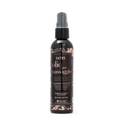 Bella CBD Massage Oil - trial size
