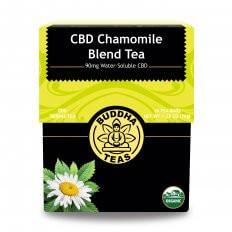 Buddha Tea CBD Chamomile