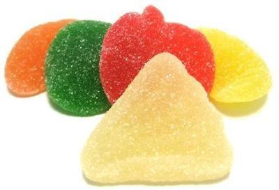 CBD Infusionz CBD Gummy Fruit Full Spectrum CBD 200MG