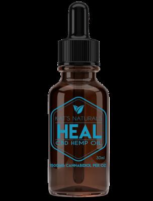 Kat's Naturals Heal 5ml