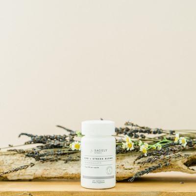 Sagely Naturals CBD Oil Tranquility Pills