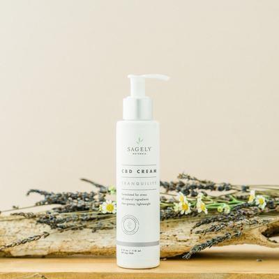 Sagely Naturals CBD Tranquility Cream