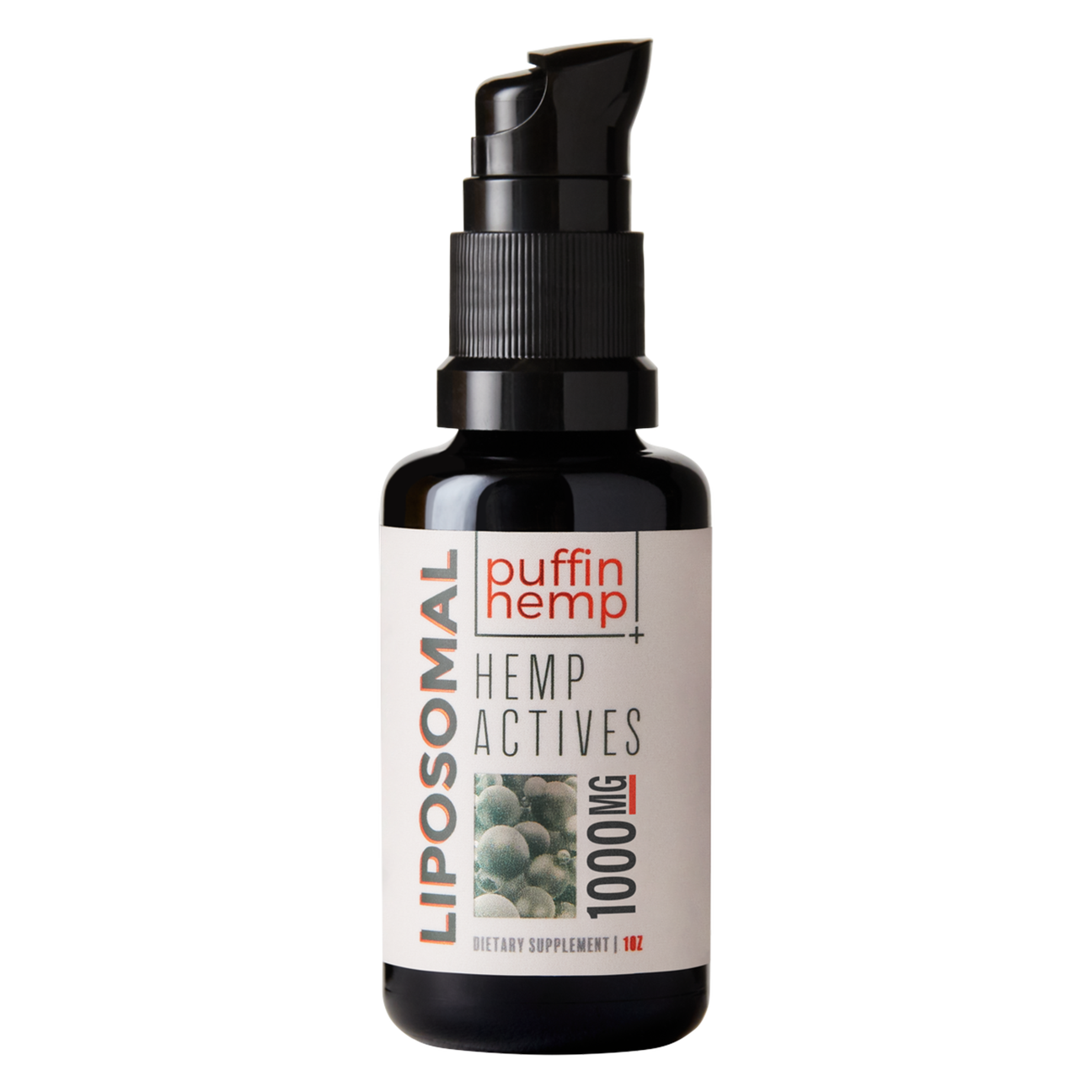 Puffin Hemp Liposomal CBD Oil 1000mg