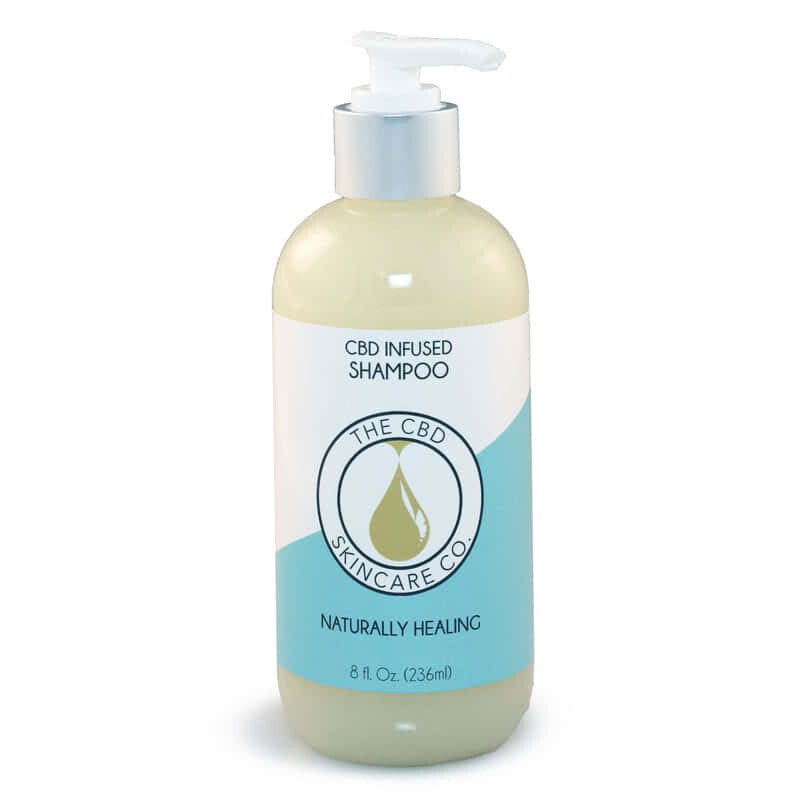 The CBD Skin Care Co. - CBD Oil Infused Shampoo