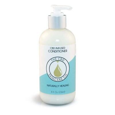 The CBD Skin Care Co CBD Oil Infused Conditioner