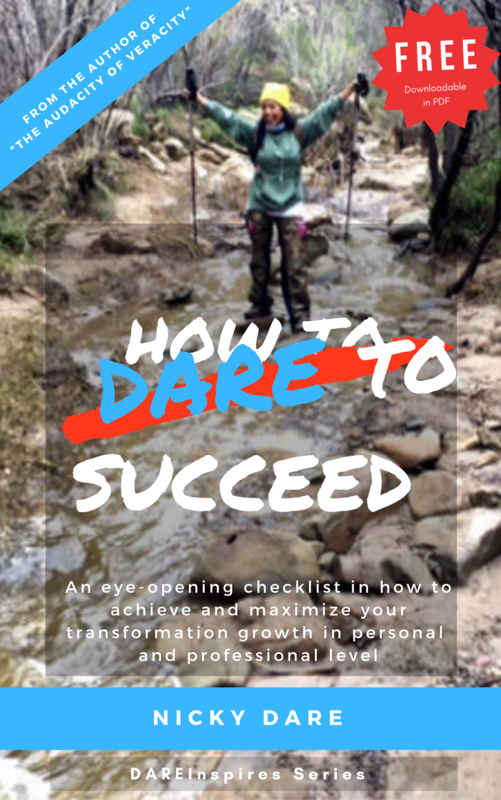 Checklist | DARE To Succeed