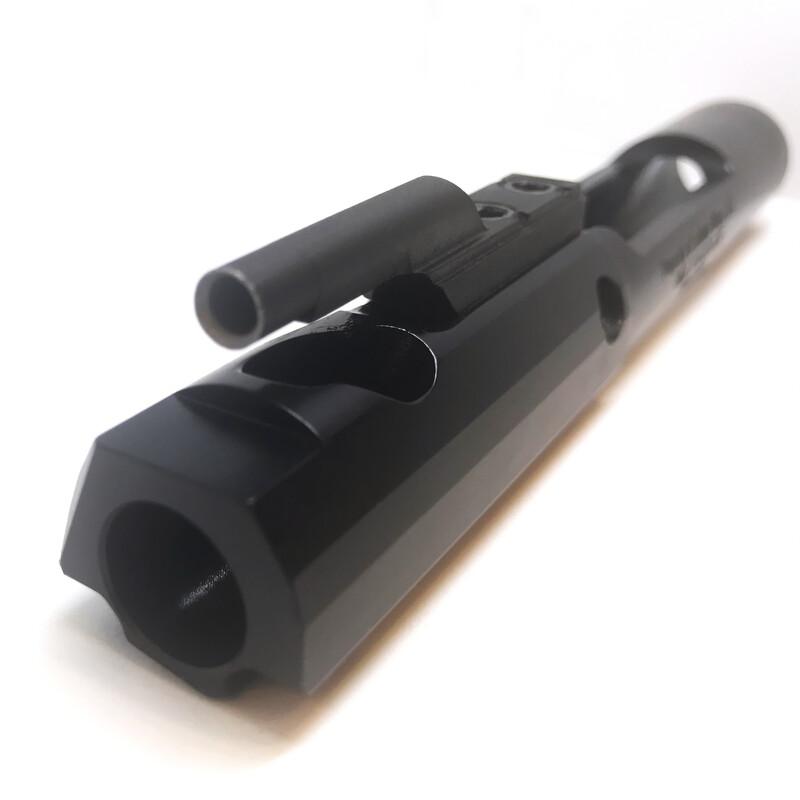 AR15 Long Advance Bolt Carrier - Expanding Gas System