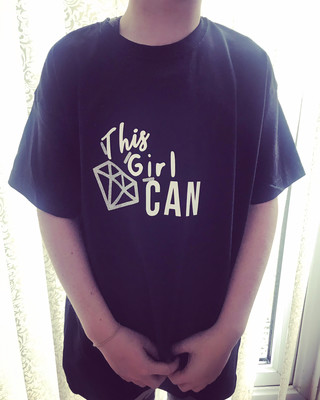 Kids - This Girl/Boy/Kid Can T-Shirt