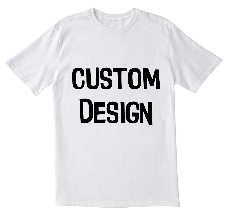 Adults Custom Design T-Shirt