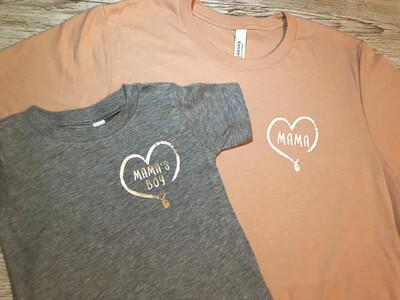 Matching Mama Tshirt