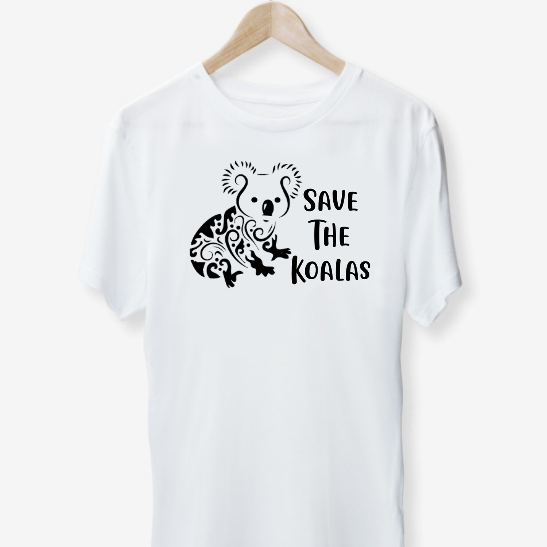 Save The Koalas Charity Tee