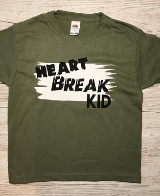 Heart Break Kid Tshirt
