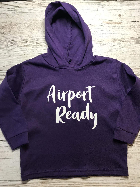 Airport Ready (kids) Sweater/hoodie/zip