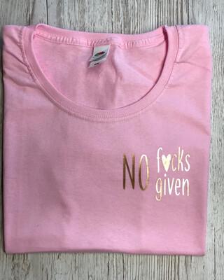 No F*cks Given Tee