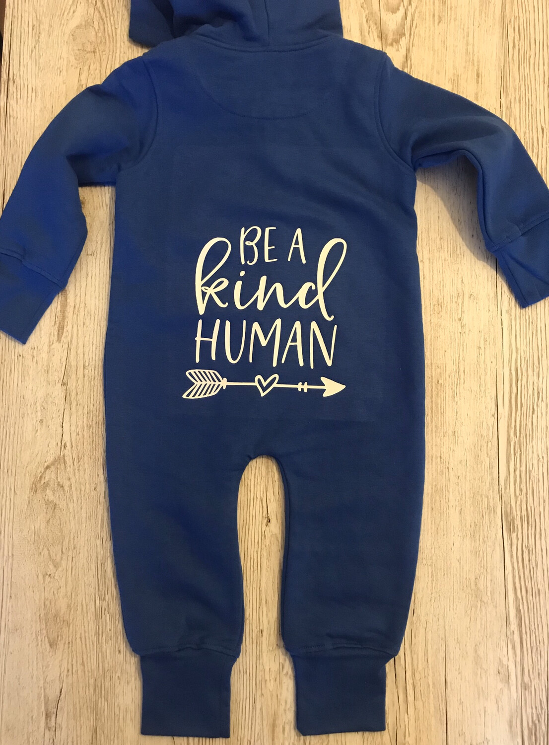 Be A Kind Human Younger Kids Onesie