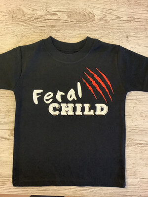 Feral Child Tee