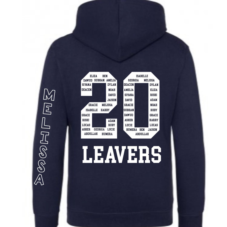 School Leavers Hoodie