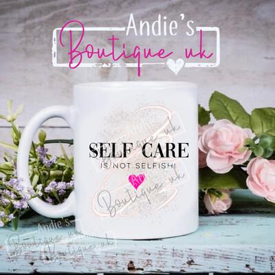 Self Care Mug
