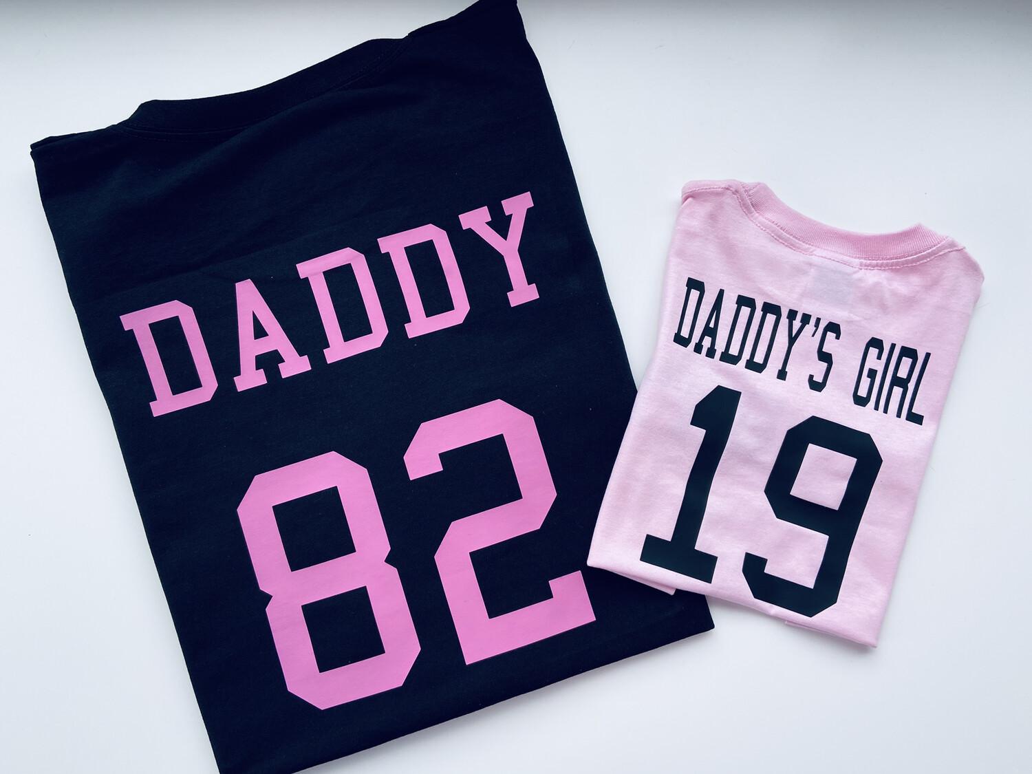 Additional Daddy's Girl/boy & DADDY Child's Top