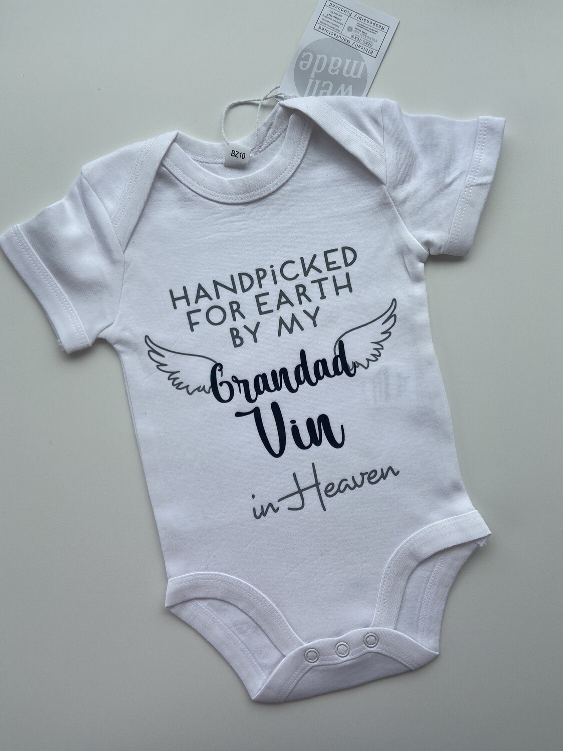 Handpicked For Earth Babyvest