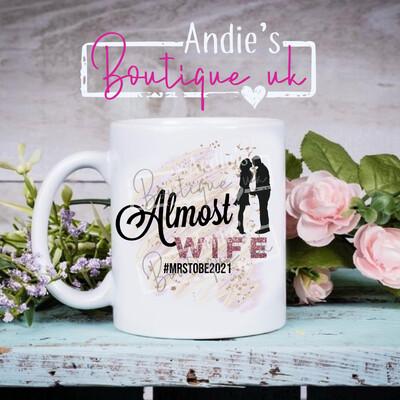 Almost Wife Mug