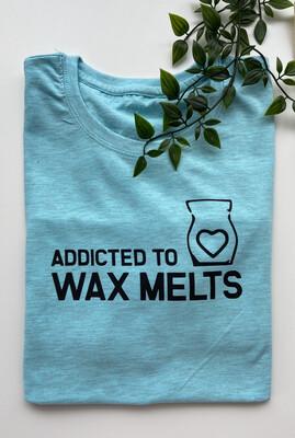 Addicted To Wax Melts Tee