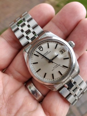 1960's Tudor Prince Oysterdate, Rotor Self-Winding