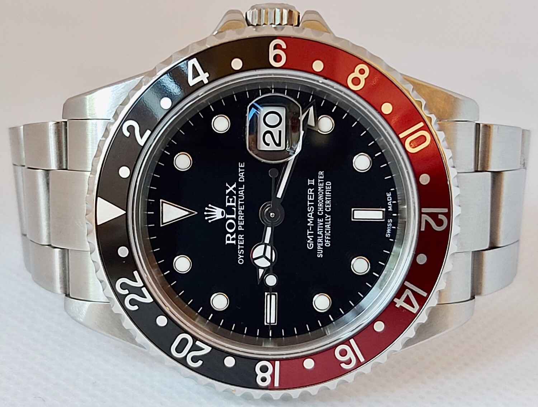 Rolex GMT-Master II 16710 - Coke