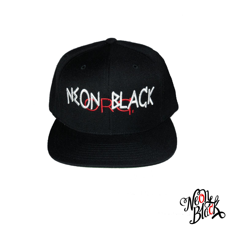 Black on Black - Neon Black Org