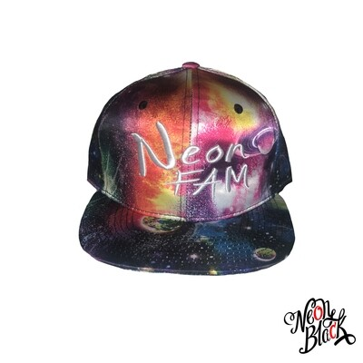 Neon Fam - All Over Galaxy