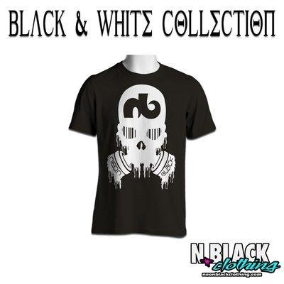 Black & White GasMask