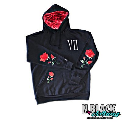VII Years of Neon - Black Roses