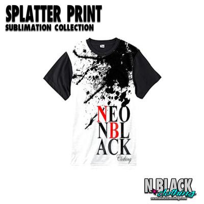 Splatter - Sublimation Collection #1
