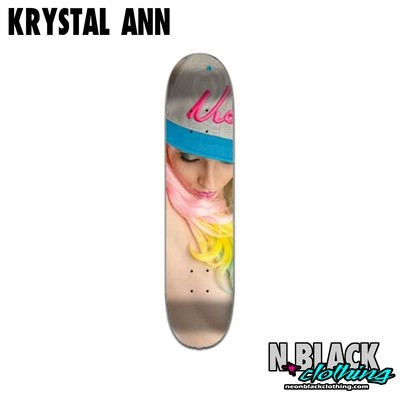 Krystal Ann - A Sensual Portrait Collaboration