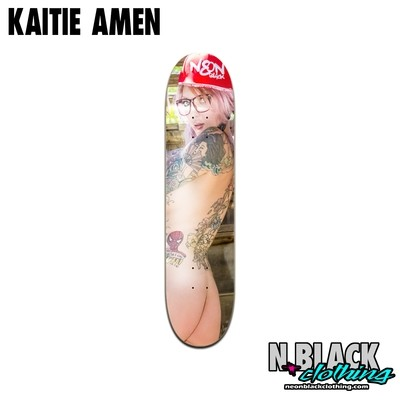 Kaitlin Amen - A Sensual Portrait Collaboration