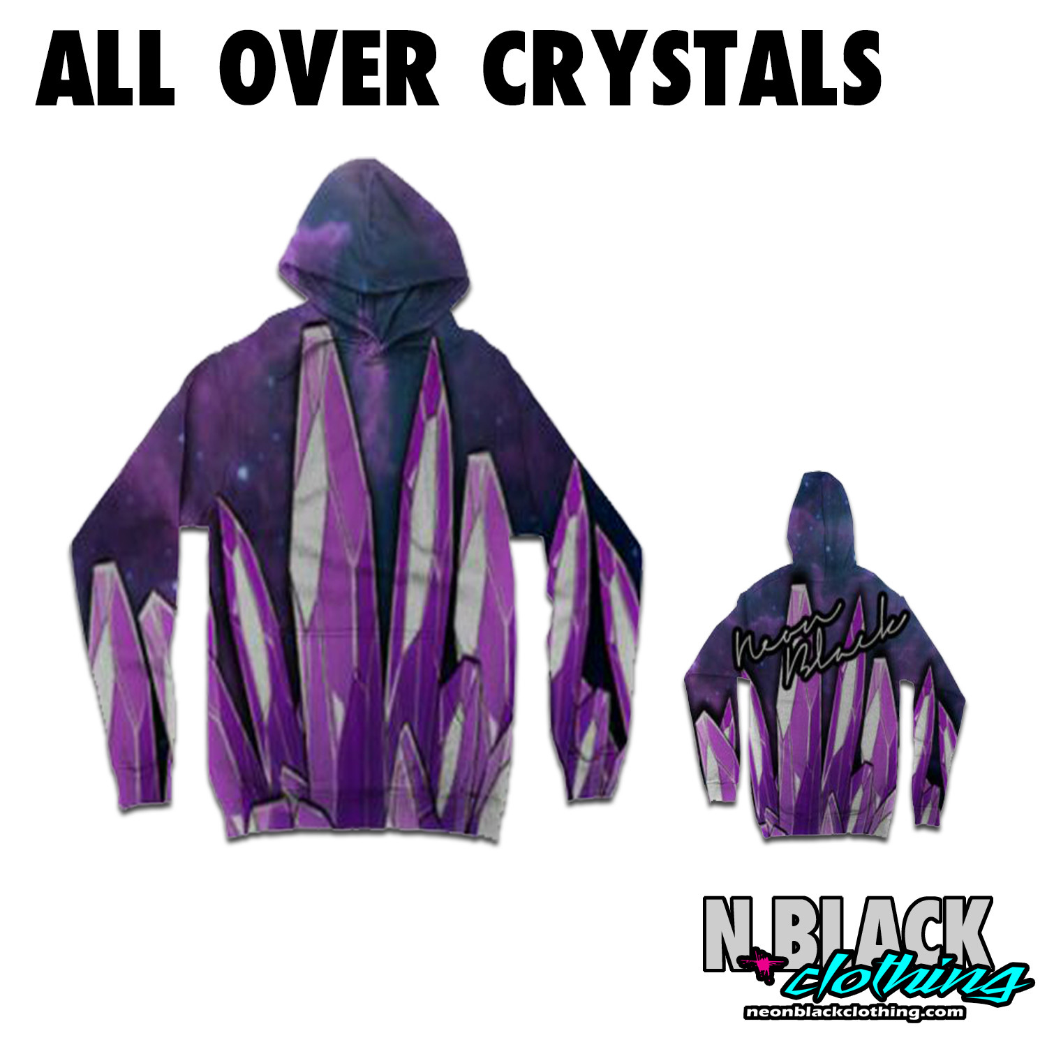 All Over Crystals