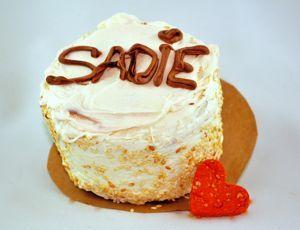 Small Delicious Cake