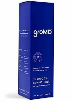 GroMD Shampoo / Conditioner 10oz with pump